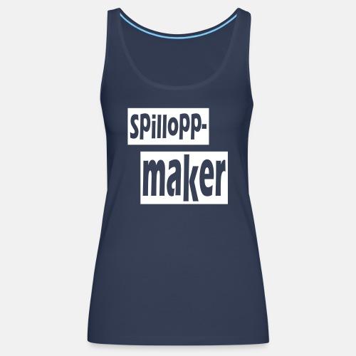 Spilloppmaker