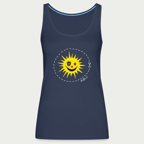 Sunny Sunshine - Frauen Premium Tank Top