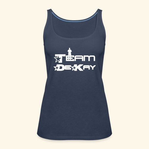 Team_Tim - Women's Premium Tank Top
