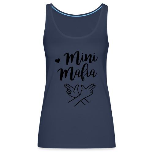 Mini-Mafia Langarmshirt (Teenager) - Frauen Premium Tank Top