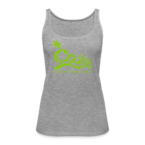 COYBIG - Come on you boys in green - Women's Premium Tank Top
