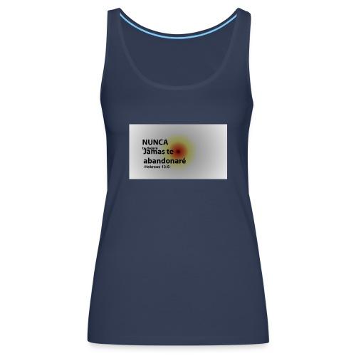 frases para camisetas Abuins - Camiseta de tirantes premium mujer