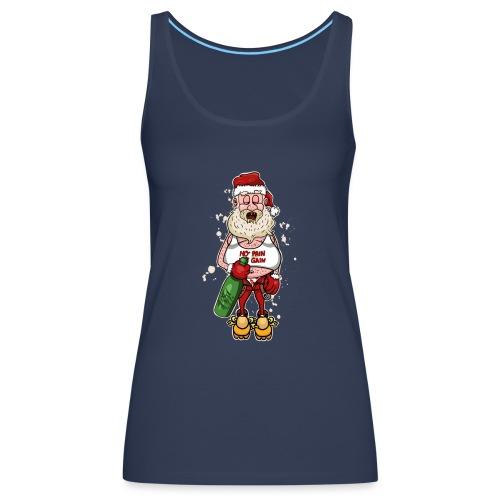 Bad Santa / Weihnachtsmann - Frauen Premium Tank Top