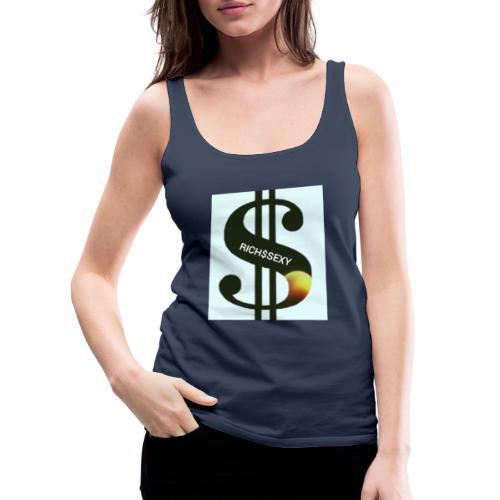 Rich$Sexy - Frauen Premium Tank Top