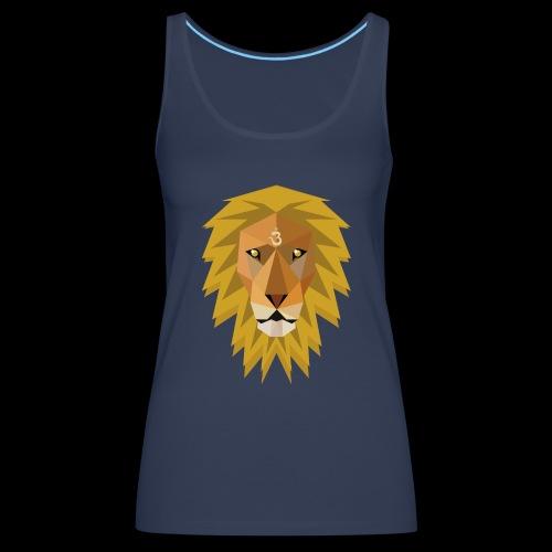 Spirit Lion case - Vrouwen Premium tank top