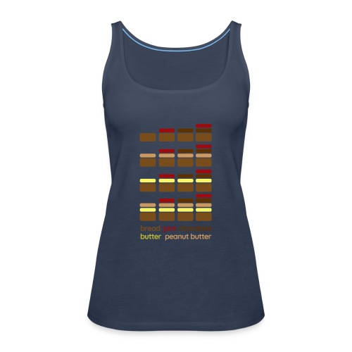 Toast Guide - Women's Premium Tank Top