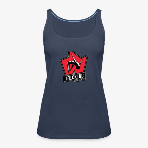 Tricking.Berlin - Frauen Premium Tank Top