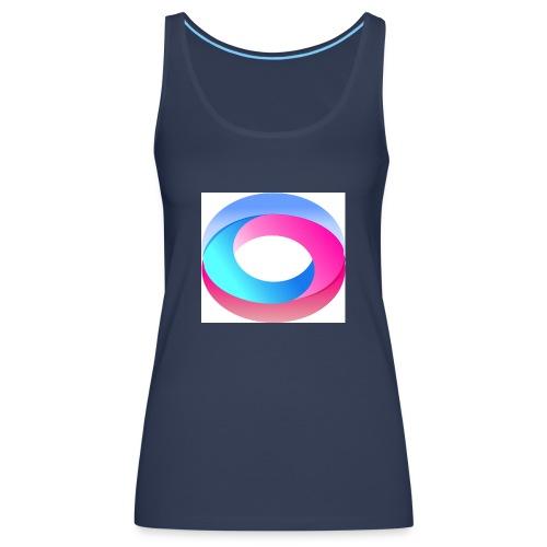 Efecto Neon - Camiseta de tirantes premium mujer