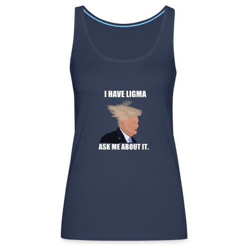 Classic Ligma Shirt - Women's Premium Tank Top