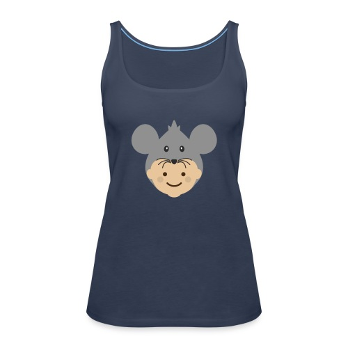 Mr Mousey | Ibbleobble - Women's Premium Tank Top