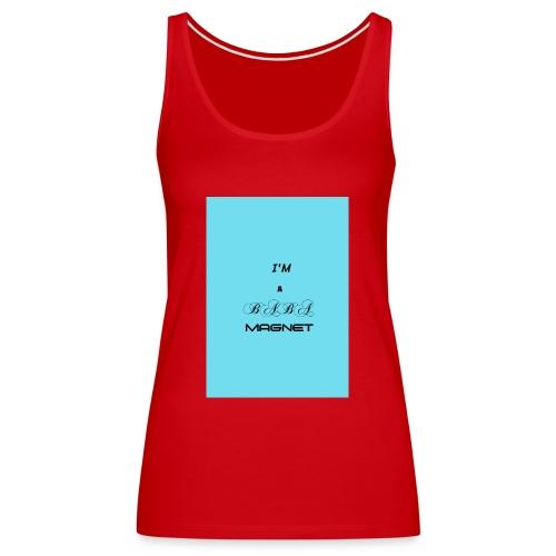 BABE MAGNET - Women's Premium Tank Top
