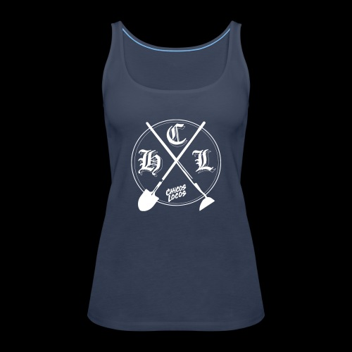 NO DIG NO RIDE - Camiseta de tirantes premium mujer