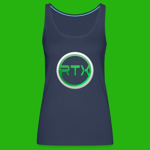 Logo SnapBack - Women's Premium Tank Top