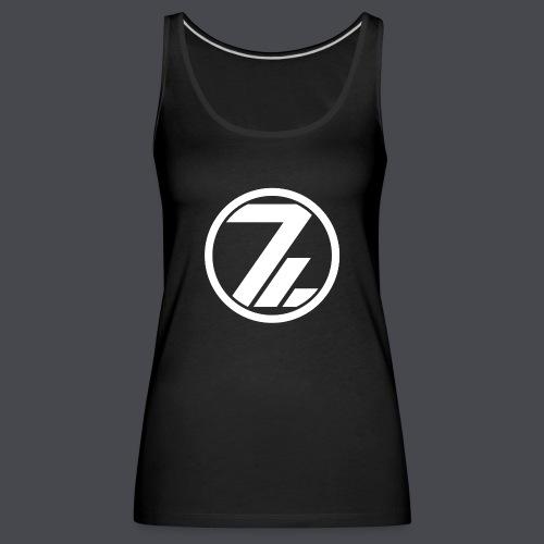 OutsiderZ Hoodie 3 - Frauen Premium Tank Top