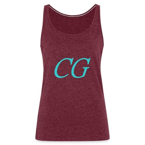 CG - Débardeur Premium Femme