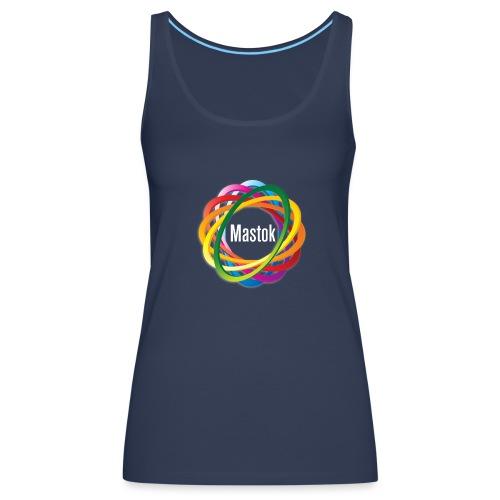 Mastok's Logo - Frauen Premium Tank Top
