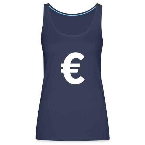 EuroWhite - Débardeur Premium Femme