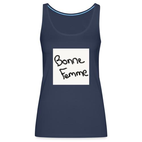 BonneFemme - Débardeur Premium Femme