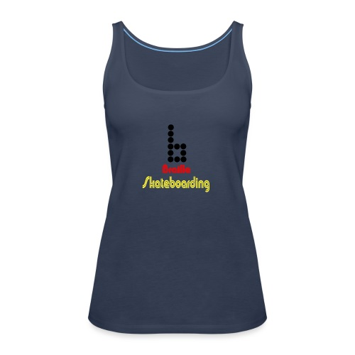 BrailleGermany - Frauen Premium Tank Top