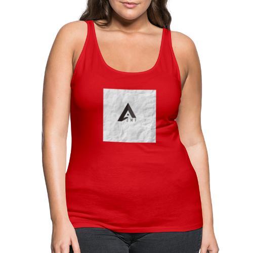 JMF - Camiseta de tirantes premium mujer