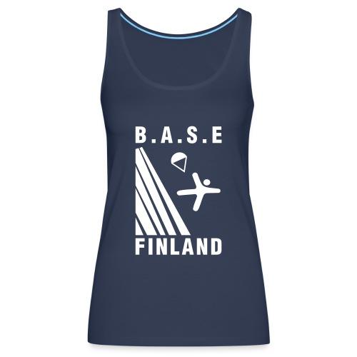 base logo - Women's Premium Tank Top