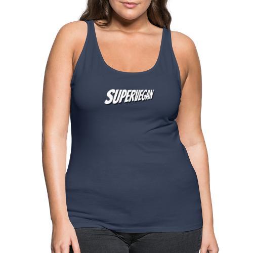Supervegan - Frauen Premium Tank Top