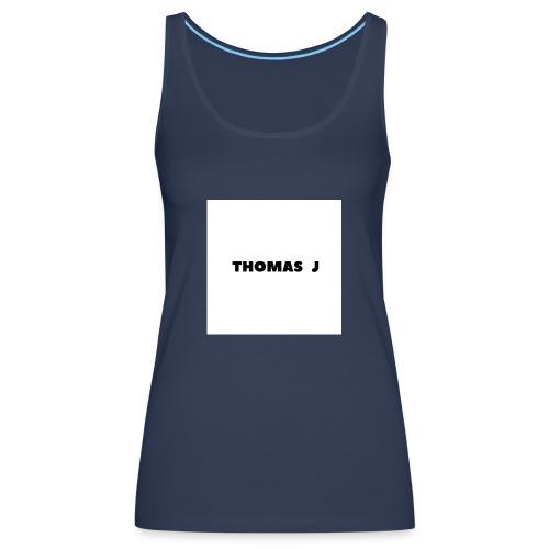 Thomas J - Canotta premium da donna