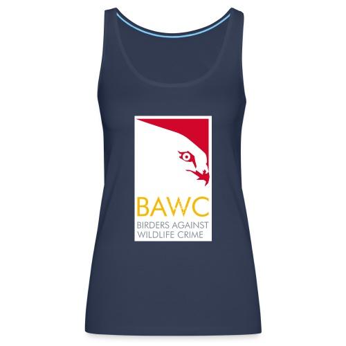 BAWC Logo - Women's Premium Tank Top