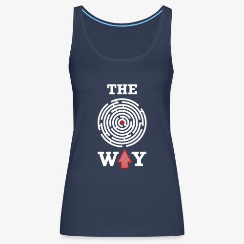 The Way - Frauen Premium Tank Top