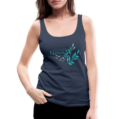 Nature - Natur - Frauen Premium Tank Top