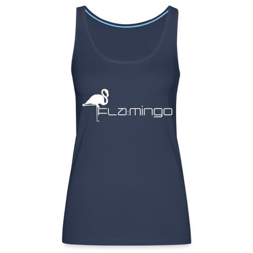 Fla:mingo Logo - Frauen Premium Tank Top