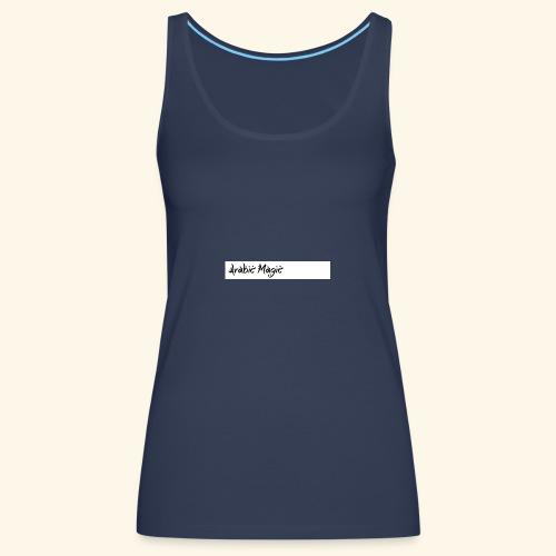 arabic magic preview - Camiseta de tirantes premium mujer