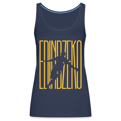 dzeko t shirt - Canotta premium da donna