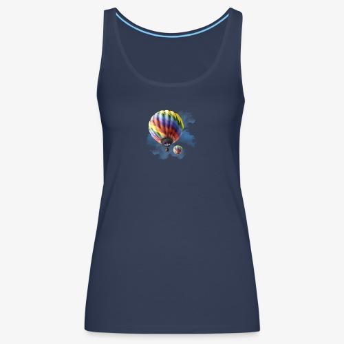 Travel Baloon Shirt - Canotta premium da donna