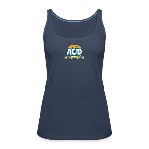 Acid Machine - Frauen Premium Tank Top