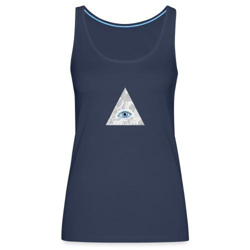 Illuminati - Frauen Premium Tank Top