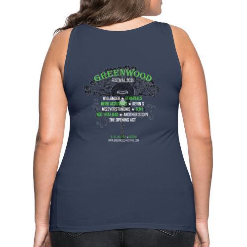 Greenwood Bands 2021 - Frauen Premium Tank Top