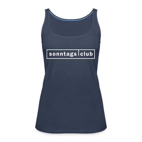 sc-logo_transparent - Frauen Premium Tank Top
