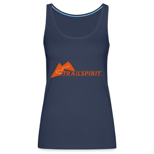 TRAILSPIRIT - Frauen Premium Tank Top
