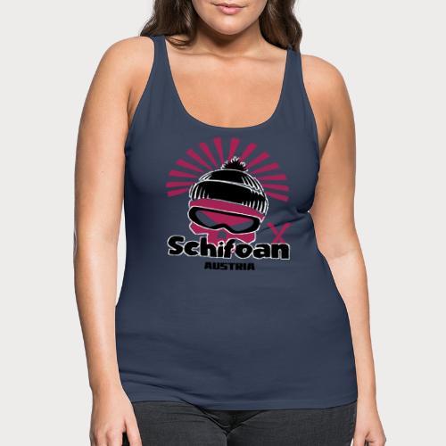 schifoan - Frauen Premium Tank Top