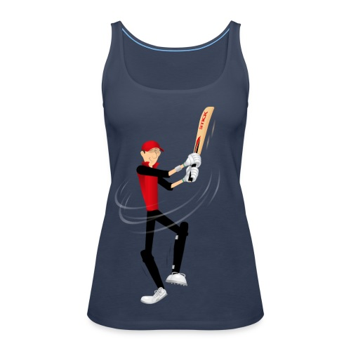 Case Sticky - Women's Premium Tank Top