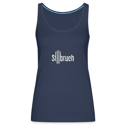 stilbruch - Frauen Premium Tank Top