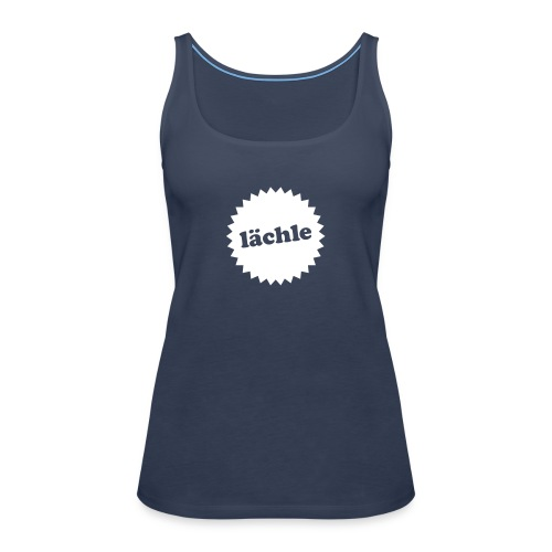 001 laechle sp - Frauen Premium Tank Top
