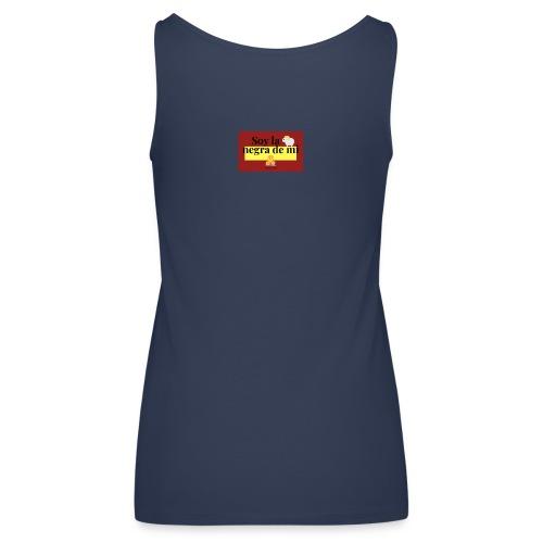 La oveja negra de la familia - Camiseta de tirantes premium mujer