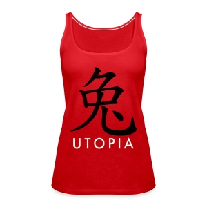 Utopia - Mr. Rabbit - Camiseta de tirantes premium mujer