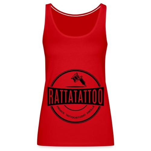 RATTATATTOO LOGO GOED - Vrouwen Premium tank top