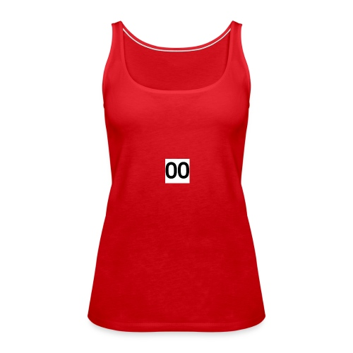 00 merch - Women's Premium Tank Top