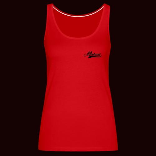 vêtements de musculation - Débardeur Premium Femme