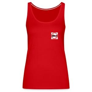 Gegen Rauchverbot Logo - Frauen Premium Tank Top