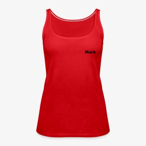 Mark Logo - Frauen Premium Tank Top
